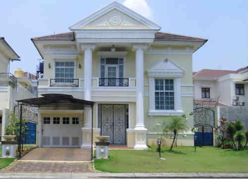 rumah dijual di cibubur, jakarta timur
