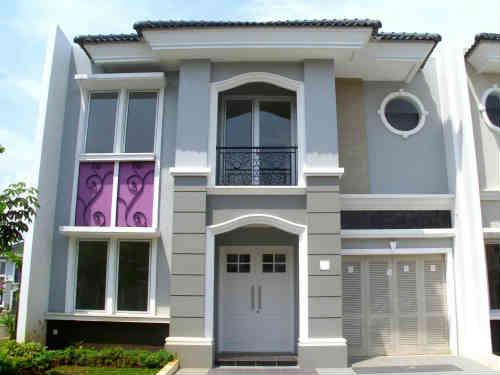 rumah dijual di gading serpong, tangerang selatan