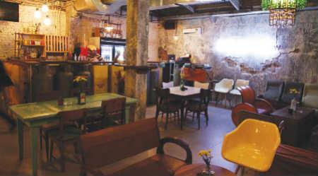 junkyard cafe & bar