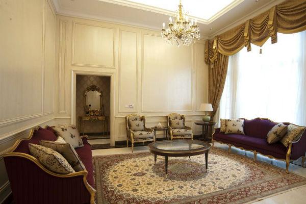 Interior Rumah Aguero