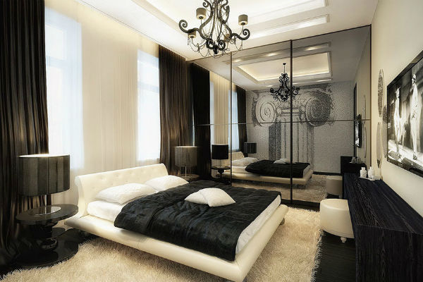 Kamar Tidur Rumah Aguero